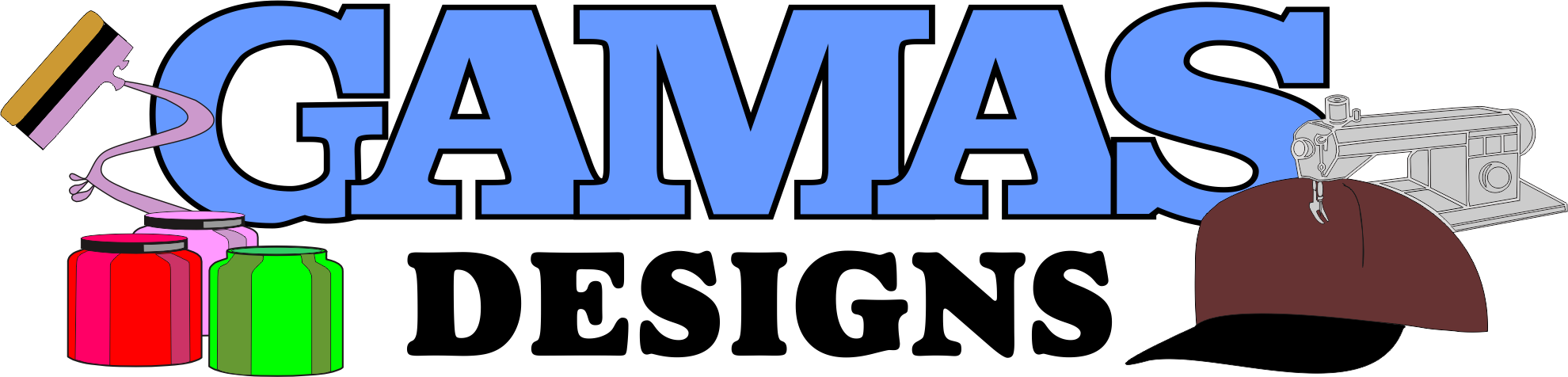 Gamas Designs | Screen Printing & Embroidery in Alaska
